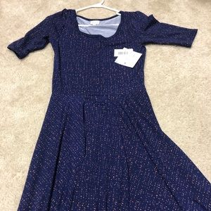 lularoe Nicole S dress